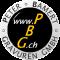 Peter Bamert Gravuren Logo